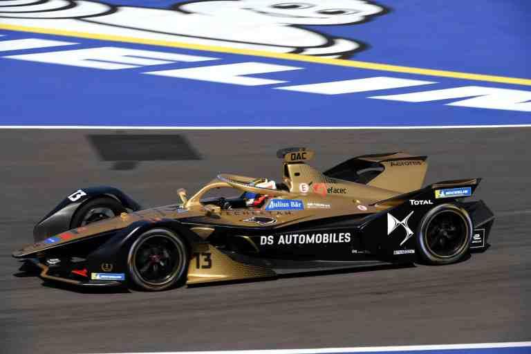 Formel E-Saison nach der Zwangspause in Berlin fortgesetzt