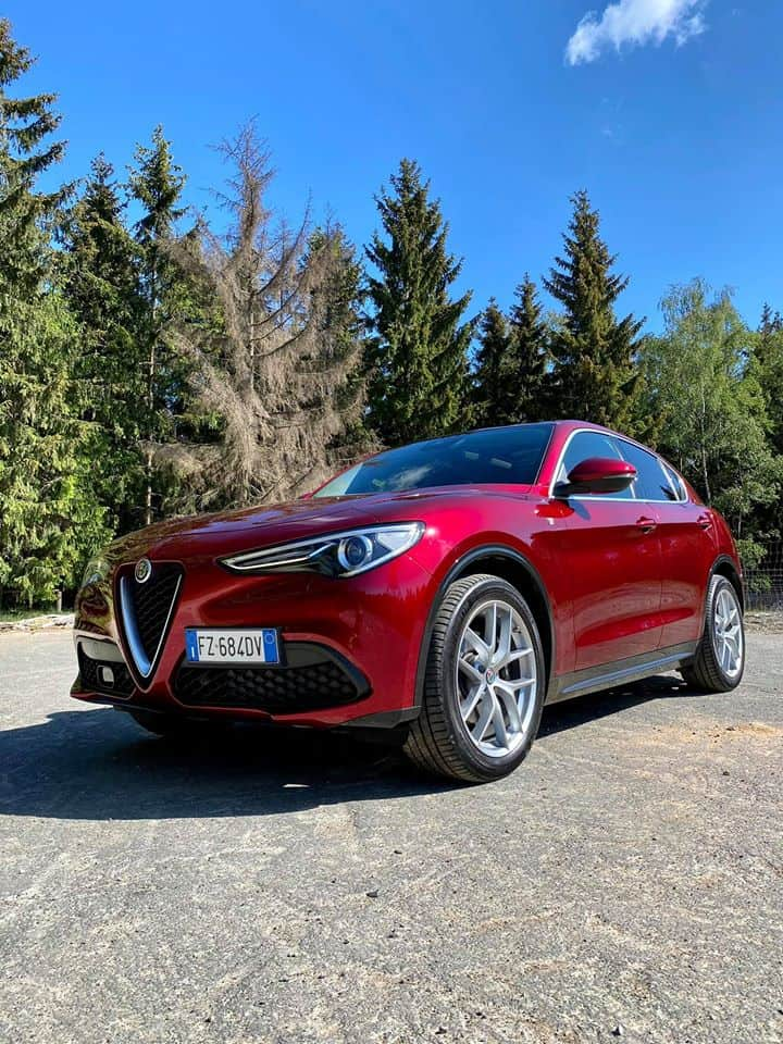 "2020 Alfa Romeo Stelvio 2.2 Diesel ""Lusso Ti"" Q4 AT8 (190 PS) - Fahrbericht 