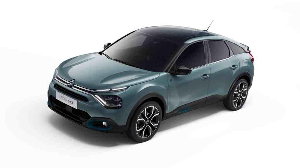 Neuer Citroën C4 und ë-C4 kommt