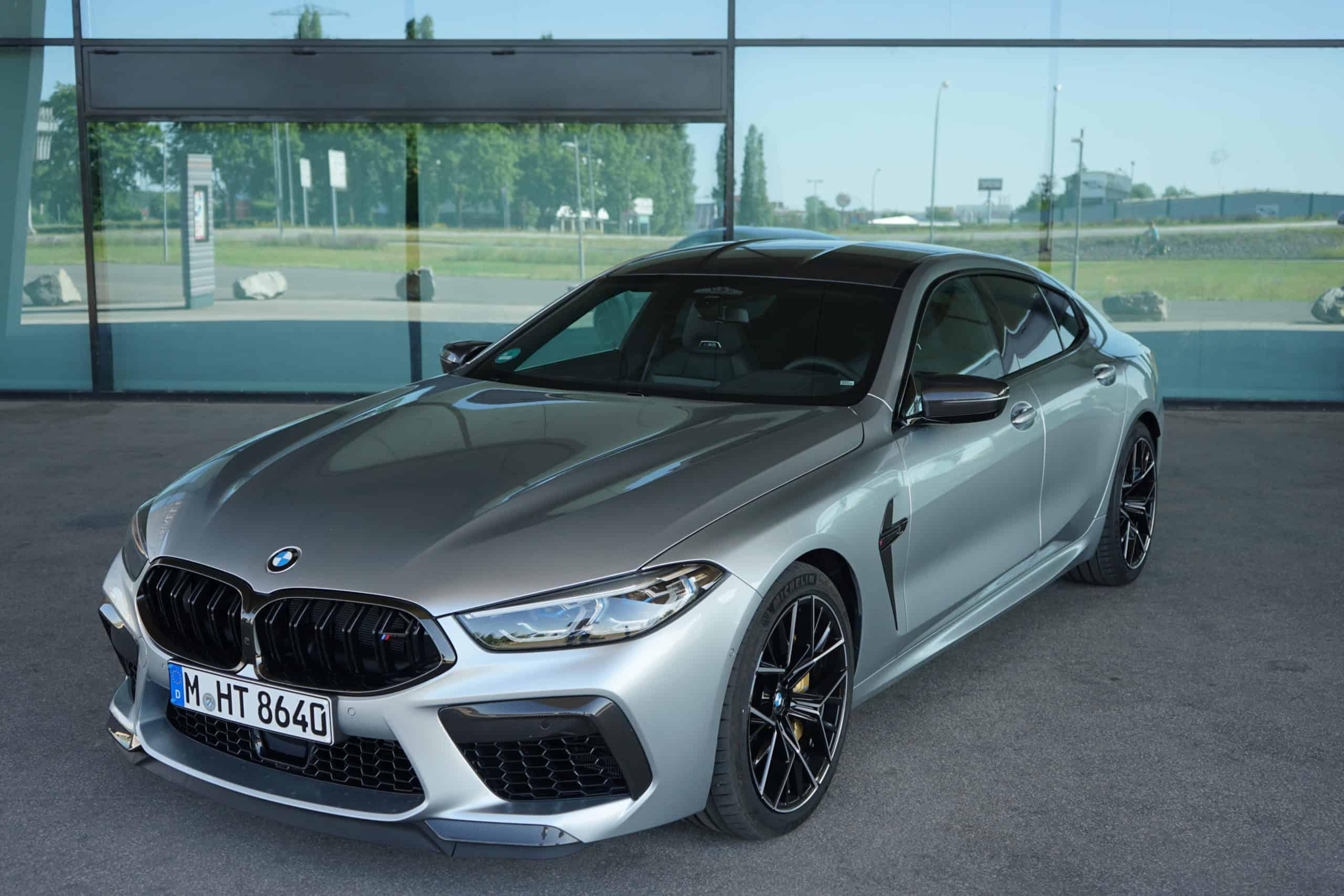 BMW M8 Gran Coupé Competition (2020) I Meine Eindrücke des leistungsstärksten Motors aller BMW Serienfahrzeuge