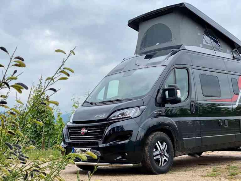 2020 Bürstner Campeo C 600 - Camping-Van auf Fiat Ducato Basis