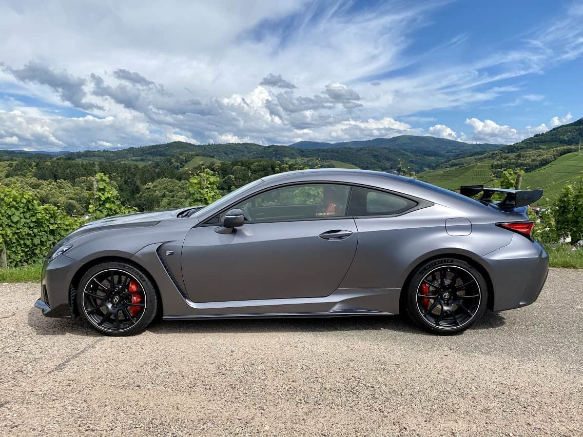 2020 Lexus RC F Track Edition (464 PS) - Hot or Not?- Fahrbericht   Review   Test   Sound   0-100