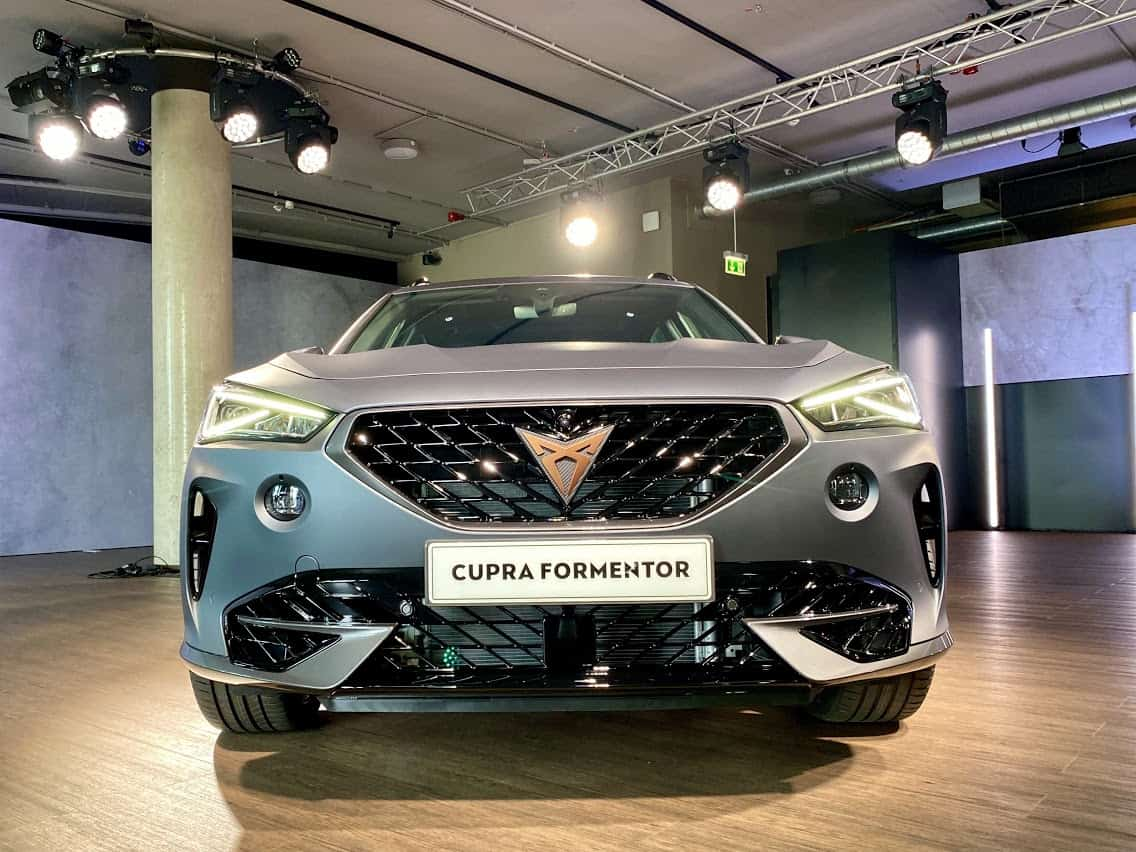 2020 Cupra Formentor - Weltpremiere | Review | Test | Sitzprobe | MIB3 | Motoren | Sound | Design