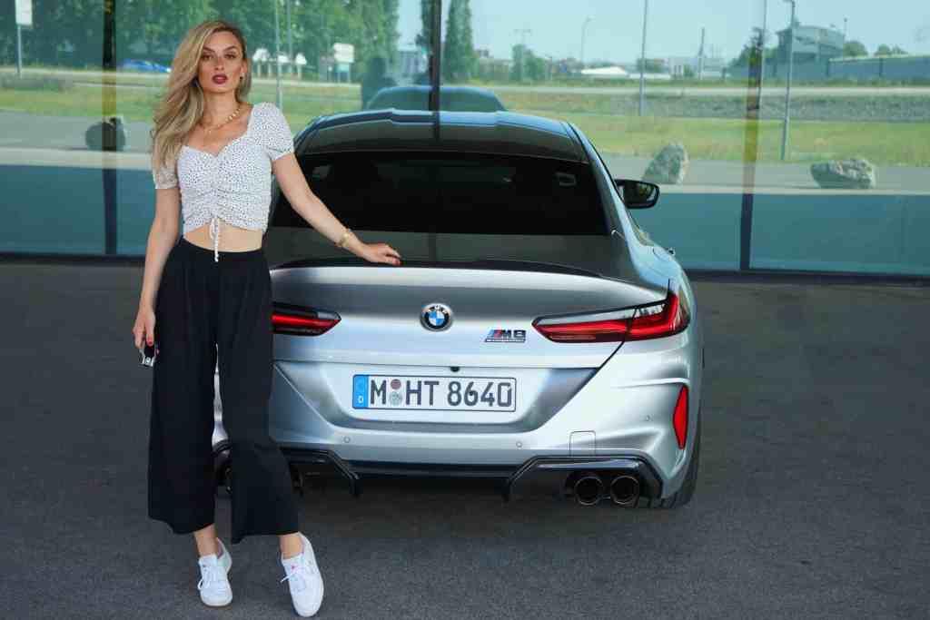 BMW M8 Gran Coupé Competition (2020) - Meine Eindrücke des leistungsstärksten Motors aller BMW Serienfahrzeuge