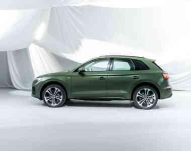 Weltpremiere des facegelifteten Audi Q5 (2020)