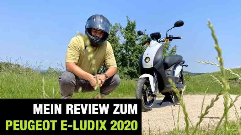 Peugeot e-Ludix, Jan Weizenecker