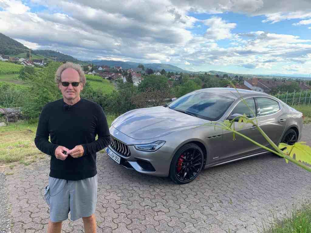2020 Maserati Ghibli Gran Sport