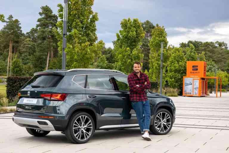 2020 Seat Ateca Facelift - Die Weltpremiere: Review | Test | Interieur | Sitzprobe | Motoren | MIB 3, Jan Weizenecker