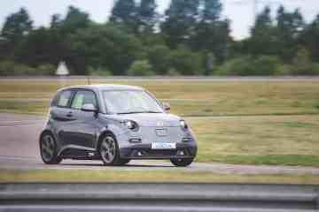 Elektroauto-Hersteller Ego in der Insolvenz