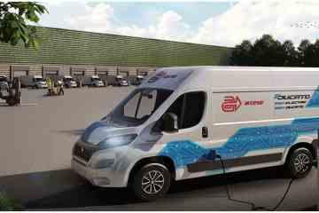 Fiat und die Logistiker von Arcese testen den E-Ducato