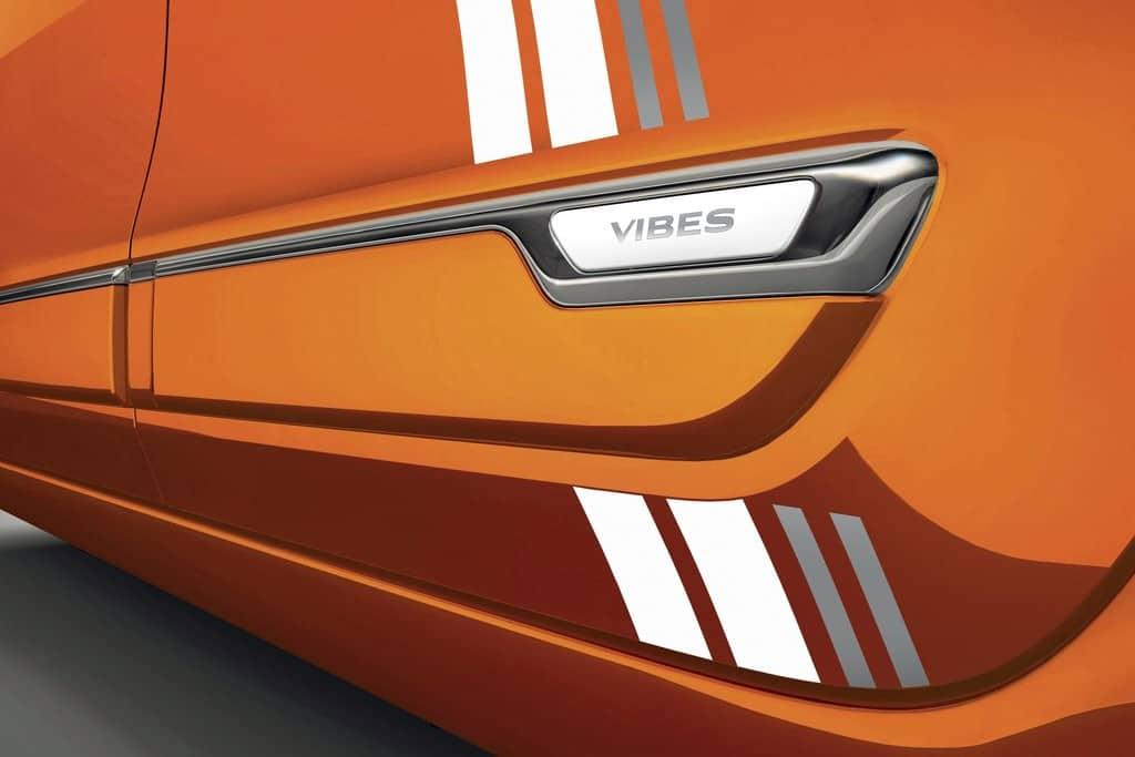 Renault Twingo ZE Vibes.