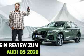 Audi Q5 Facelift 2020 - Die Weltpremiere: Mein Review | Test | Sitzprobe | Motoren | MIB 3 | PHEV