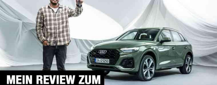 Audi Q5 Facelift 2020 - Die Weltpremiere: Mein Review   Test   Sitzprobe   Motoren   MIB 3   PHEV