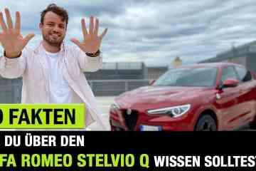 10 Fakten, die DU über DEN Alfa Romeo Stelvio Quadrifoglio wissen solltest! 2020 - Review - 510 PS!