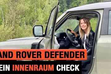 Land Rover Defender (2020) - Mein Innenraum Check - Review | Infotainment | Rückbank | Kofferraum