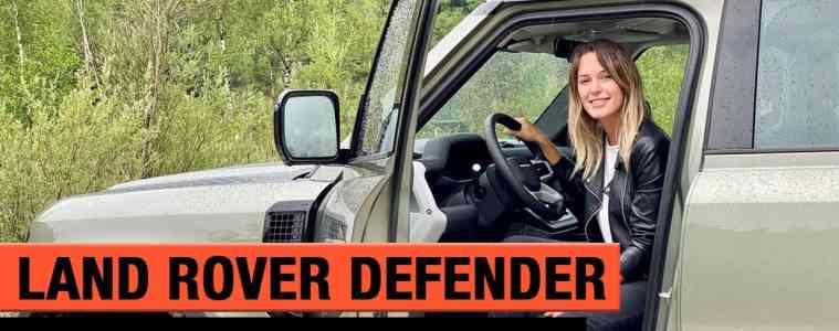 Land Rover Defender (2020) - Mein Innenraum Check - Review   Infotainment   Rückbank   Kofferraum