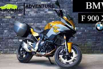 BMW F 900 XR 2020 I Segment-Sieger I Overview I Test I Review I Sound #Motorrad
