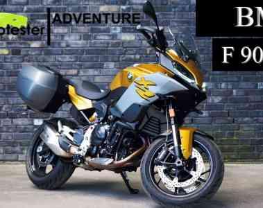 BMW F 900 XR 2020 I Segment-Sieger I Overview I Test I Review I Sound #Motorrad