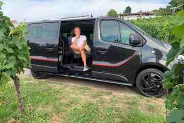 Fiat Talento Sportivo in Irmscher Optik