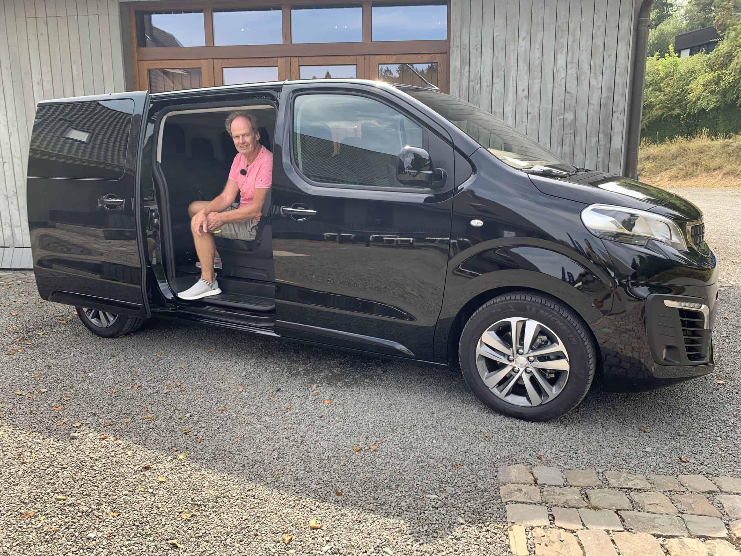 Peugeot e-Traveller (136 PS) - Neuer Elektro-Van mit 330 km Reichweite