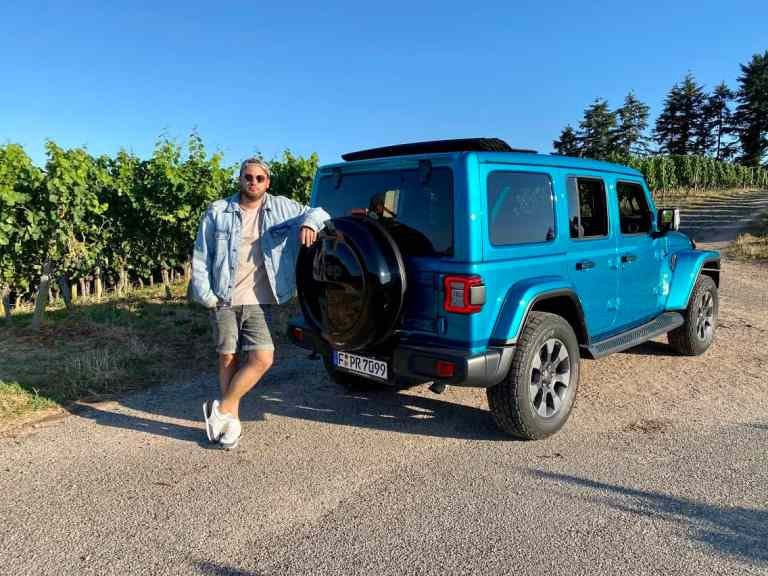 "Jeep Wrangler ""Bikini"" (2020) - Oben ohne ins Gelände! Fahrbericht | Review | Test | On/-Offroad"