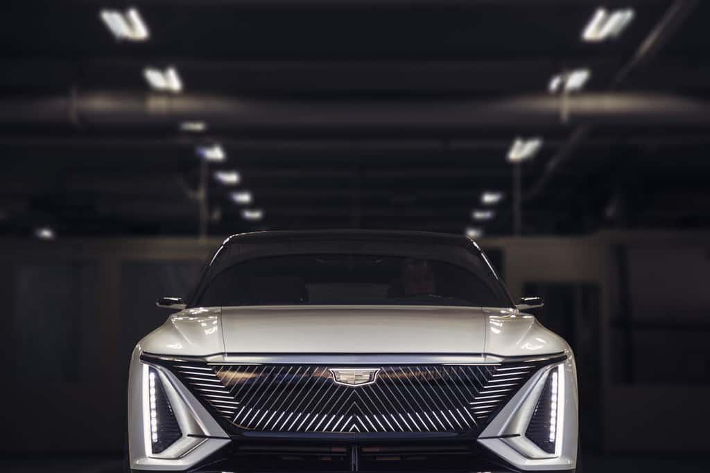 Cadillac Lyriq.