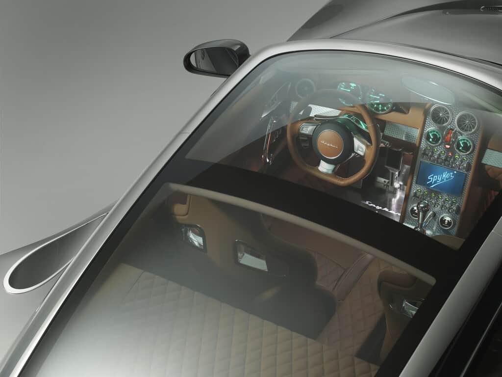 Spyker B6 Venator Concept.