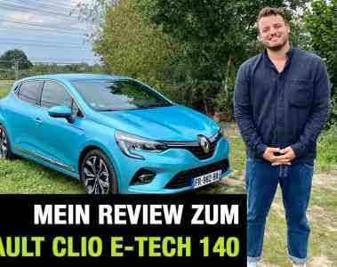 2020 Renault Clio E-TECH 140 (140 PS) - Der beste Kleine als Hybrid? Fahrbericht | Review | Test