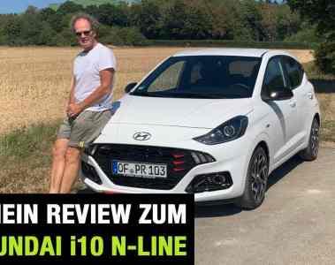 2020 Hyundai i10 N-Line (100 PS) - Klein und doch schnell? - Fahrbericht | Review | Test | Sound