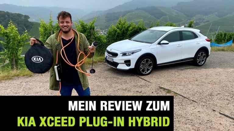"2020 Kia XCeed Plug-in Hybrid ""Spirit"" (141 PS) -Fahrbericht   Review   Test   Laden   PHEV"
