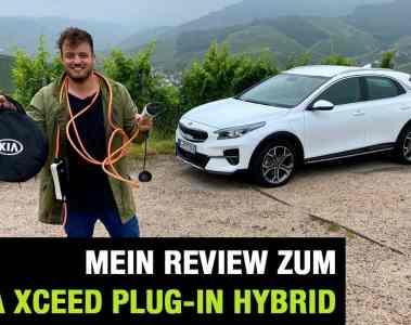 "2020 Kia XCeed Plug-in Hybrid ""Spirit"" (141 PS) -Fahrbericht | Review | Test | Laden | PHEV"