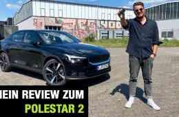 2020 Polestar 2 (408 PS) - Der neue Elektro - Endgegner? Fahrbericht | Review | Test | POV