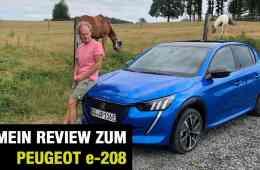 2020 Peugeot e-208 GT (136 PS) - Der König der Elektro Löwen!? - Fahrbericht | Review | Test