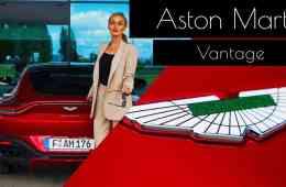 (2020) Aston Martin Vantage 4.0 V8 ( 510 PS ) - No Time to Die - Test I Sound I 007