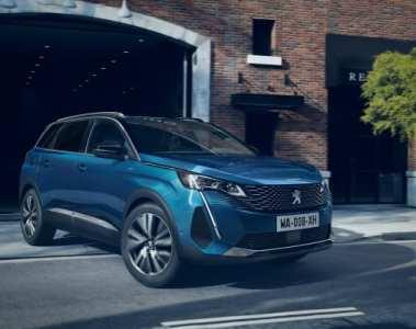 Peugeot öffnet für den 5008 die Bestellbücher