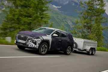 Hyundai lässt den Tucson auf die Straße
