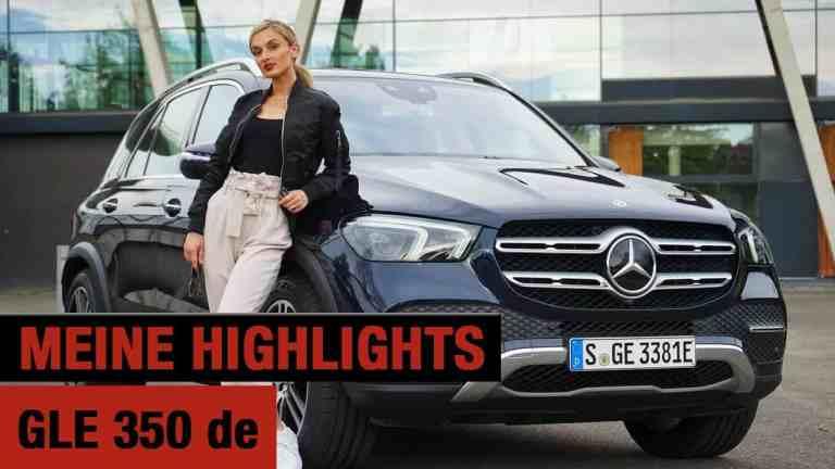 Mercedes-Benz GLE 350 de 4Matic