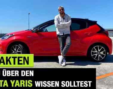 10 Fakten, die DU über den Toyota Yaris (2020) wissen solltest! - Fahrbericht | Review | Test | HEV