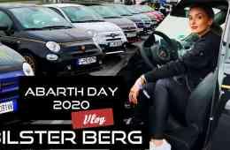 Abarth Track Days 2020 -Bilster Berg- Oldtimer, Abarth 595, Alfa Romeo Giulia GTAm - FCA Vlog #2