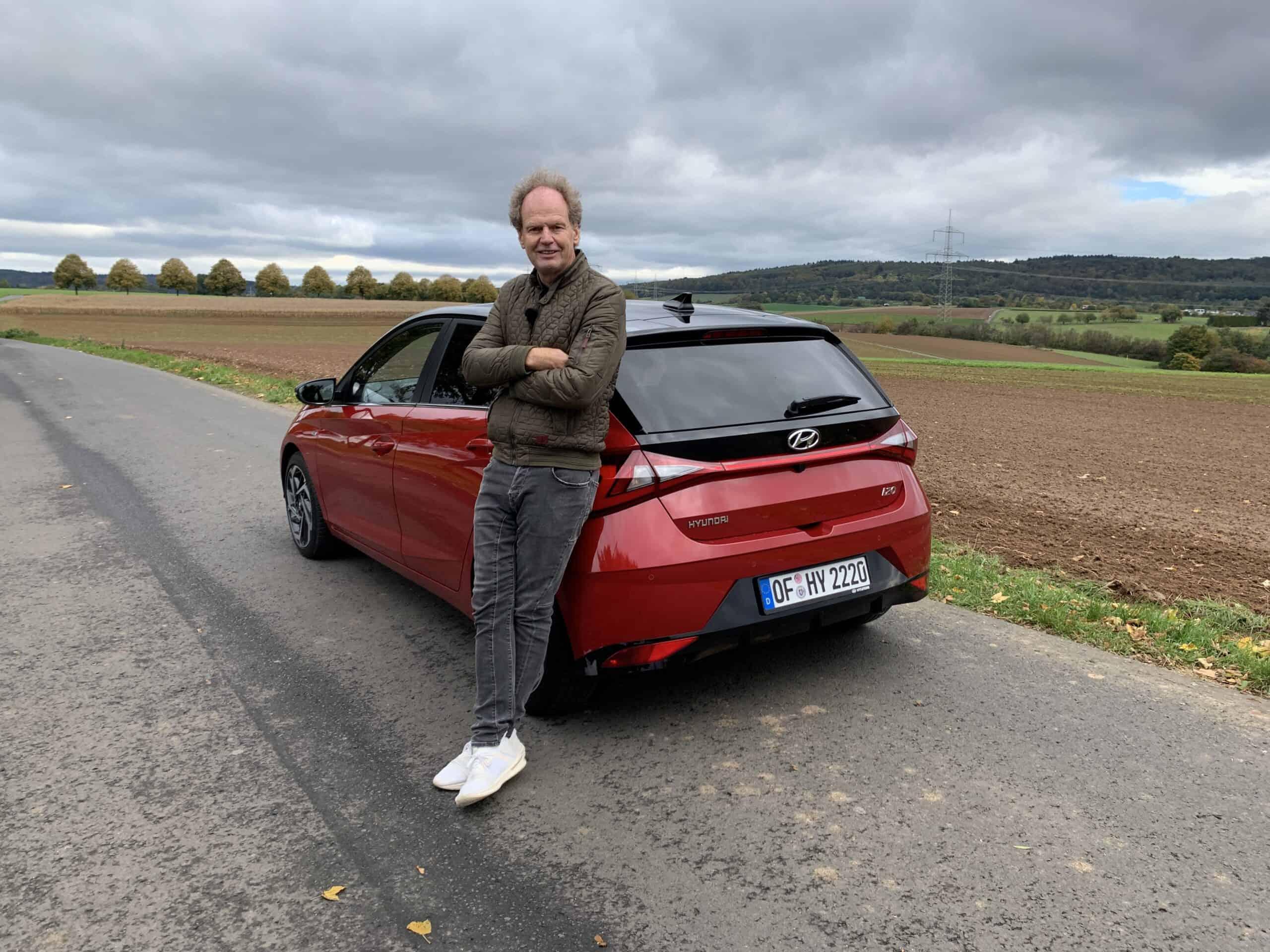 Neuer Hyundai i20 (2020) - Polo und Co müssen sich in Acht nehmen, DrFriedbert Weizenecker