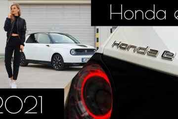 Honda e I Retro meets Future I Meine Eindrücke I Review I Test I E-Mobility 2021