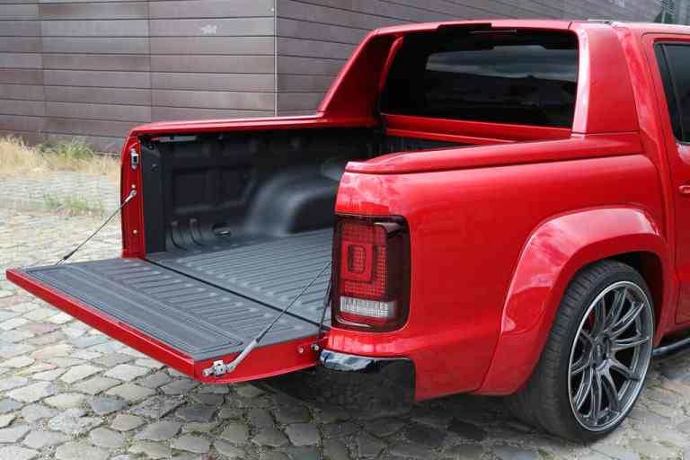 VW Red Amarok – Abgang mit Ausrufezeichen !!!