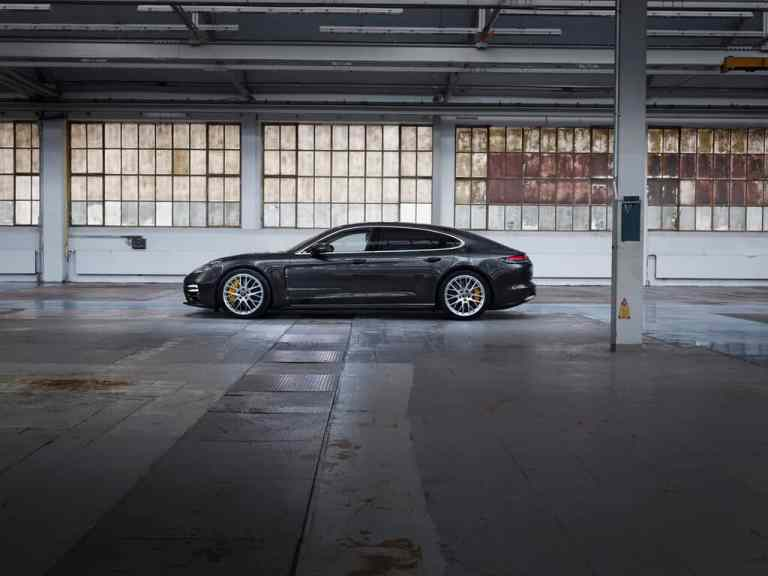 Porsche Panamera Turbo S E-Hybrid Executive.