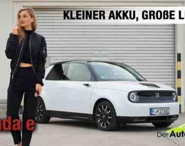 2021 Honda e (154 PS) - Kleiner Akku, große Liebe?! - Review | Test | Laden | Reichweite