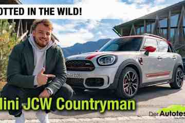 2021 Mini John Cooper Works Countryman Facelift (306 PS) - JCW goes wild! -Review | no Fahrbericht