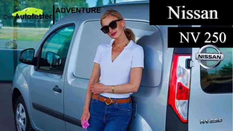 Nissan NV250 - Bester Kastenwagen 2020? Meine Eindrücke I Review I Test