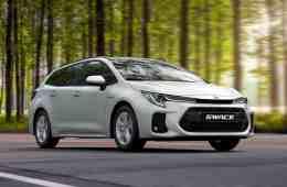 Suzuki Swace: Kompakt-Kombi mit Hybrid-Antrieb