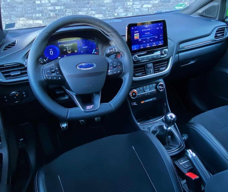 Ford Puma ST (2021) - Innenraum Check - Performance trifft auf Crossover-SUV
