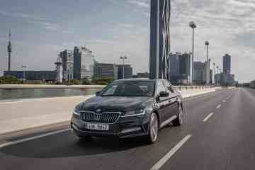 Skoda Superb kriegt neuen Top-Benziner