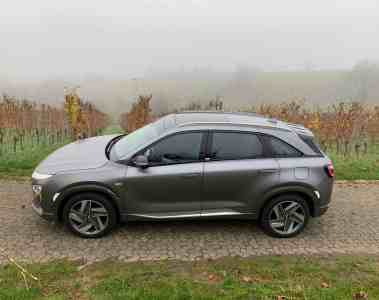 Hyundai Nexo - schon heute mit Wasserstoff fahren